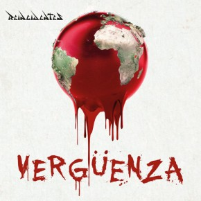 "Reincidentes - CD - ""Vergüenza"""
