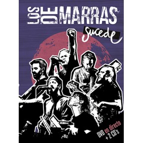 "Los De Marras - CD+DVD - ""sucede"""