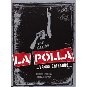 "La Polla - CD+DVD - ""Vamos entrando"""